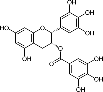 EGCG-Formel